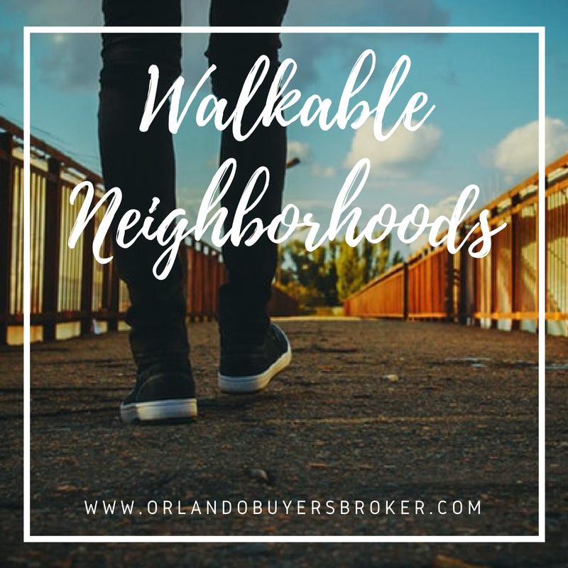 Do Walkable Neighborhoods Matter?