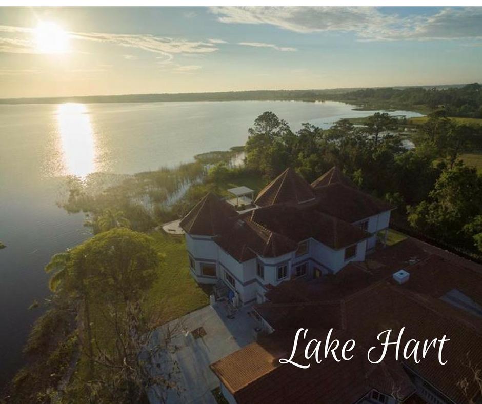 Lake Hart Homes for Sale